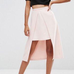 Jupe Millennial Pink ASOS